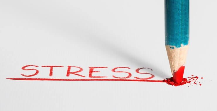 ik word genegeerd en stress