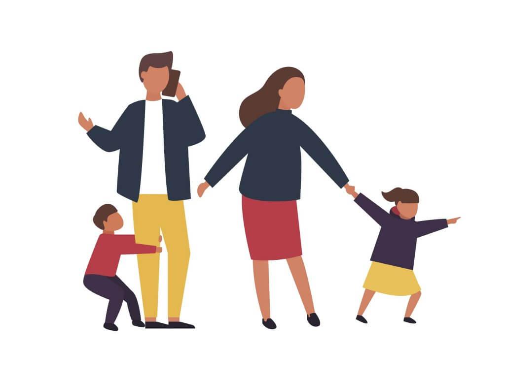 oorzaken relatieproblemen en kinderen-min