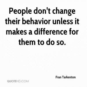 Relatieweekend en verandering van gedrag